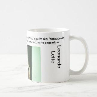 Mug Leonardo Leite
