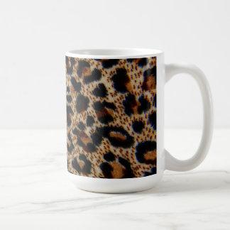 Mug~Leopard Print Design Coffee Mug