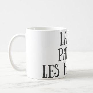 Mug Lets speak the men