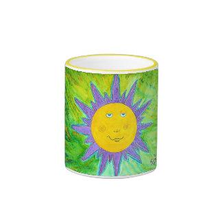 Mug - Lime Koolaid Rays