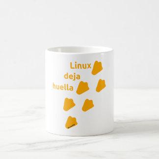 mug linux tazas
