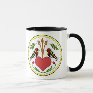 Mug - Long, Happy Relationship Hex