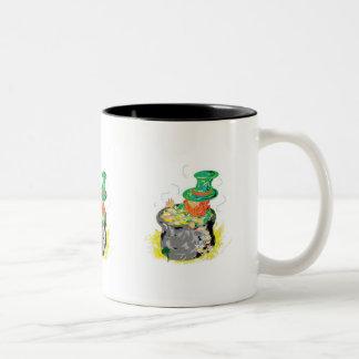 Mug Luck of the Irish