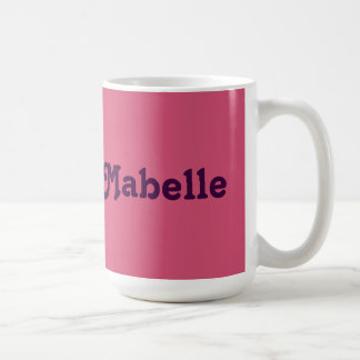 Mug Mabelle