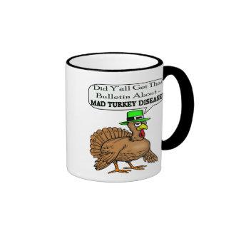 Mug - Mad Turkey Disease