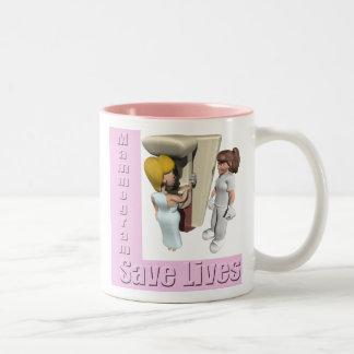 Mug - Mammogram Saves Lives