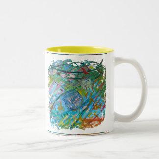 Mug - marine life