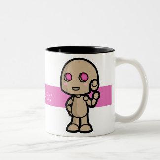 Mug May Taza Dos Tonos