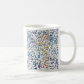Sample mug maze