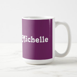 Mug Michelle