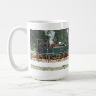 Mug: Miniature Locomotive Coffee Mug