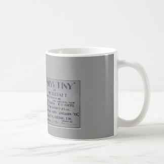 Mug - Miss Tiny