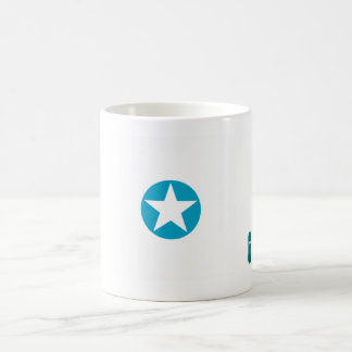 Mug Mistar Logo Design magnetic cup Mi-star logogr