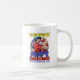 Mug - Mitt Chicks Rock!