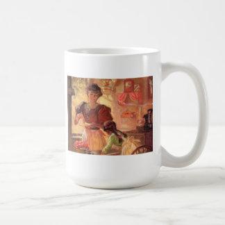 Mug - Mom & Girl