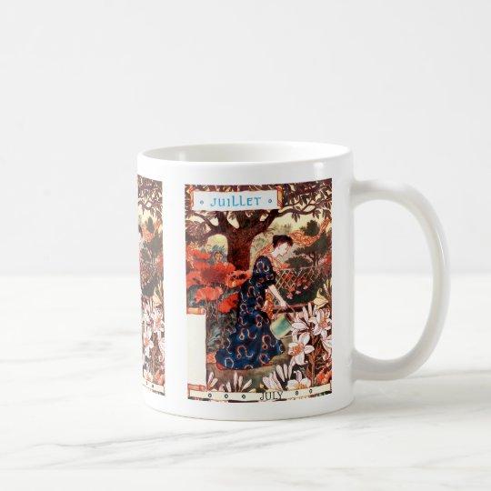 Mug: Month of  July - Jullet Coffee Mug