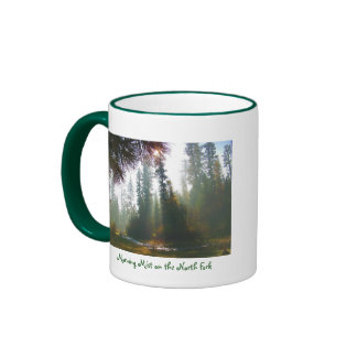 Mug - Morning Mist on the North Fork