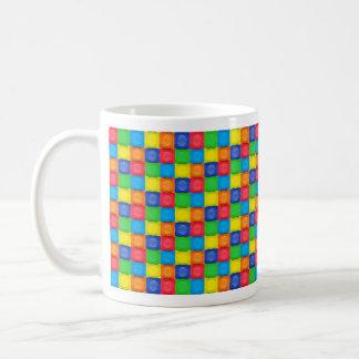 Mug Mug with Fun Bottlecap Design