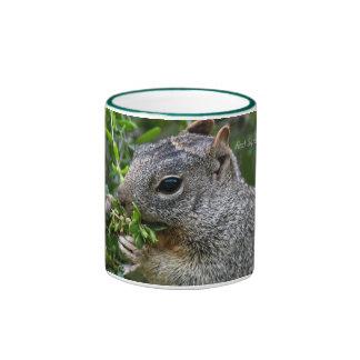 Mug: Munchy Squirrel