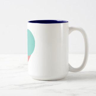 Mug Music To cut the Pulses - BLUE