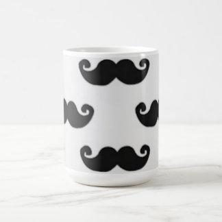 Mug - Mustache Print