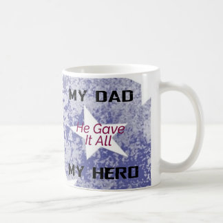 Mug - My Dad My Hero