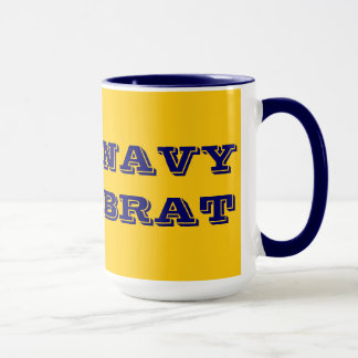 Mug Navy Brat