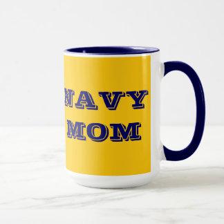 Mug Navy Mom