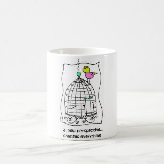 MUG- NEW PERSPECTIVE! COFFEE MUG
