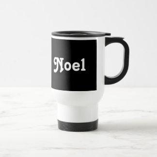 Mug Noel