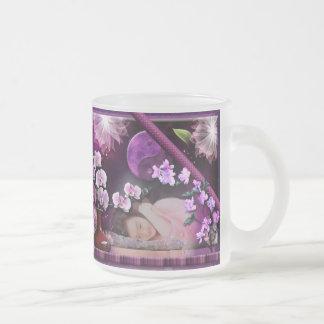 Mug o taza de violeta púrpura Japan