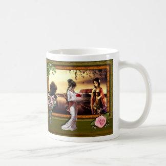 Mug o taza intercambio de rosa