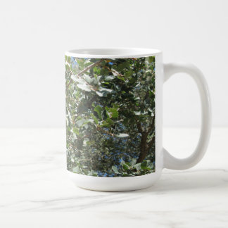 Mug: Oak Leaves and Acorns Tableware Coffee Mug