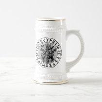 mug Odin shield