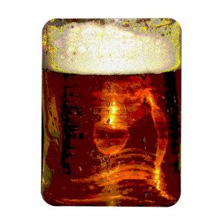 Mug of Beer Rectangular Photo Magnet