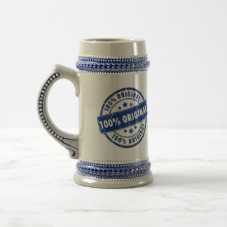 "Mug of chopp ""100% Original """