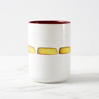 Mug of Golden Cakes!