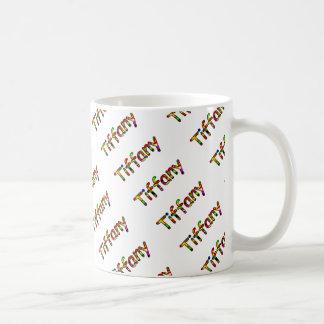 Mug of Tiffany Basic White Mug