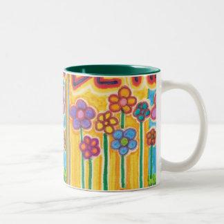 Mug o'flowers