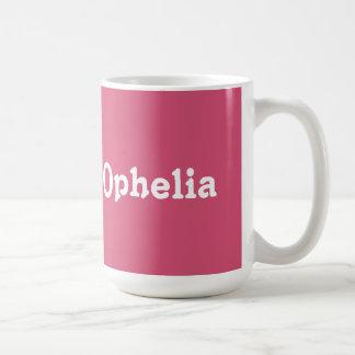 Mug Ophelia