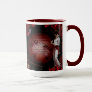 mug or packs the pink and Japan