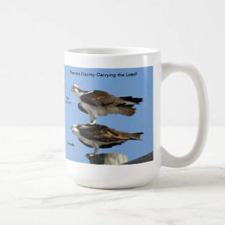 Mug or Stein with Osprey pictures