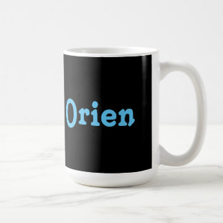 Mug Orien