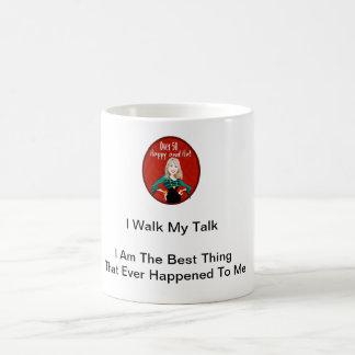 Mug, Over50happyandhot, motivational Mug