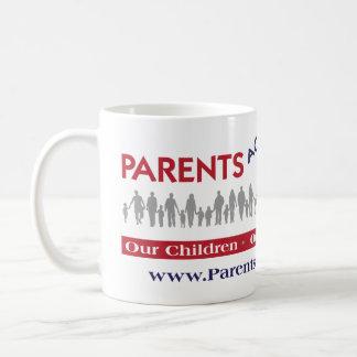 Mug: PAA's Logo Classic White Coffee Mug