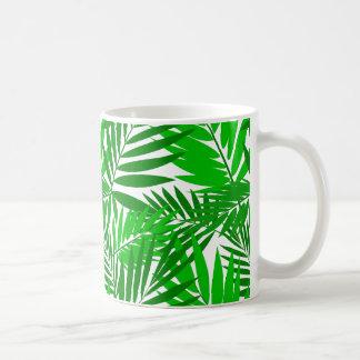 Mug - palms