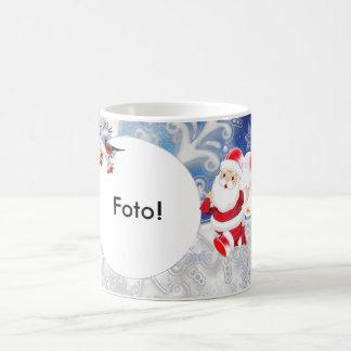 """Mug """"Papa Noel frame """""""