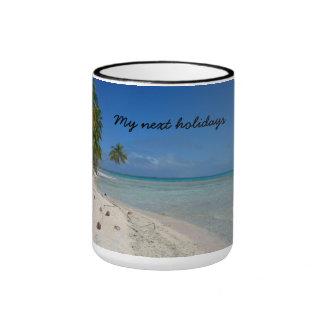 Mug paradise holidays