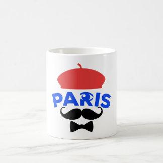 Mug Paris by Ciel My Moustache