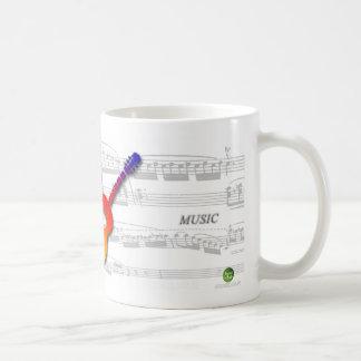 Mug partition and color violão